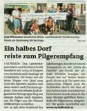 Pressebericht BezirksBlätter Gmünd Ausg. 33 vom 16./17.8.2012