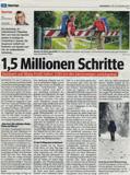 Pressebericht Bezirksblatt Gmünd Nr. 38 vom 19.9.2007