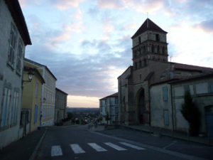Abteikirche Sainte-Quitterie