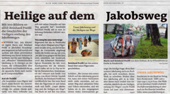 Pressebericht Bezirksblätter Waidhofen Ausgabe 12 vom 23.03.2016