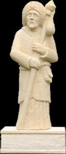 Statue Jakobus der Ältere