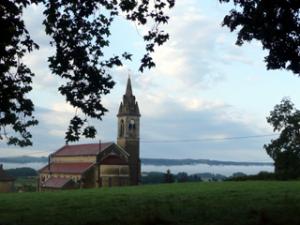 Kirche St-Ours von La Frette