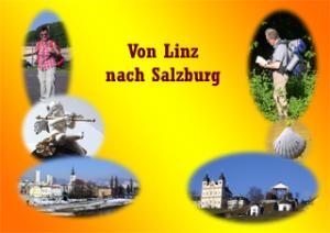 Jakobsweg von Linz nach Salzburg