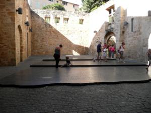 Place des Écritures in Figeac