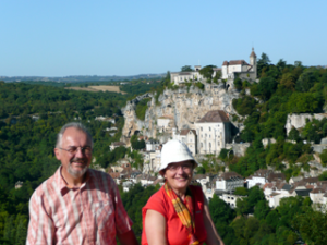 Wallfahrtsort Rocamadour