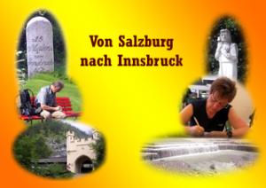 Jakobsweg von Salzburg nach Innsbruck