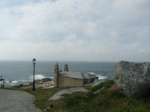 Santuario der Virxen de la Barca in Muxía