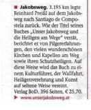 Pressebericht Tiroler Sonntag vom 2.6.2016