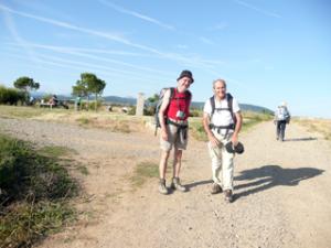Mit Alain unterwegs nach Cirueña