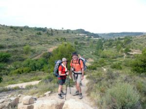 Unterwegs nach Logroño