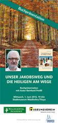 Einladung zur Buchpräsentation Waldviertelakademie 1.6.2016