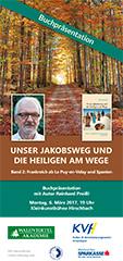 Buchpräsentation Waldviertelakademie 6. März 2017