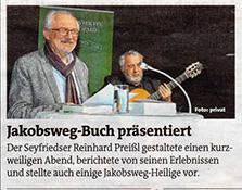 Pressebericht Bezirksblätter Grmünd Ausgabe 11 vom 15./16. März 2017